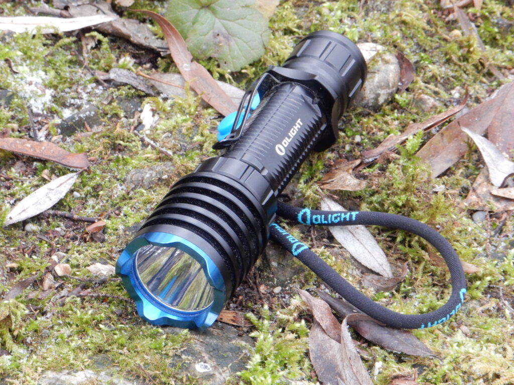 Picture of the Olight Warrior X Pro